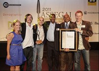 Boomtown scoops top award at Assegais