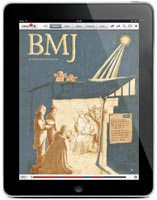 Medical journal offers app for subscribers with iPad