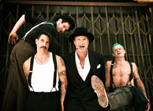 It's official, Red Hot Chili Peppers are coming to SA