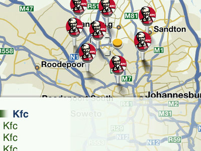 Telmap Navigator launches in SA, goes to no 1 app. KFC, BP and Nando's see huge benefit