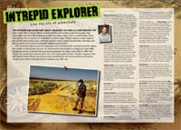 Robbie Stammers starts new DVD partnership, travel magazine