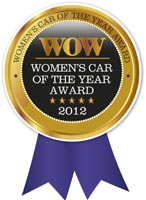 Women vote Range Rover Evoque as Overall Women's Car of the Year for 2012