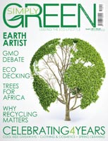 Simply Green starts fifth year with redesigned look