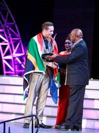 Chad le Clos voted Sports Star of the Year