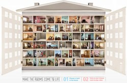 Ireland/Davenport builds a 'doll house' for Habitat for Humanity