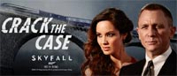 Skyfall promotion reaches South Africa