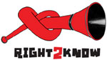 Camp-out for Openness with Right2Know