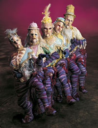 Cirque du Soleil to perform 10 SA shows with Dralion