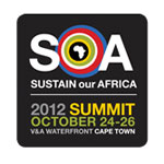 Schoolchildren learn to think green at the Sustain our Africa Youth Summit