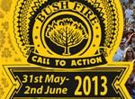Dates announced for Bushfire Festival 2013