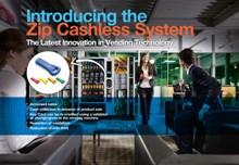 Cashless vending machines, suitable for canteens, tuck-shops