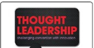 Reminder: Ninth Thought Leadership Digibate this Friday