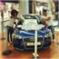 JustPlay to give away an Audi A1