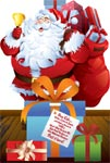 Write a letter to Santa at Maxi's