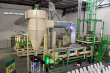 The first Kuvusa Mills plant based in Durban