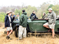 Bushwise guides nature lovers to a career in the bush