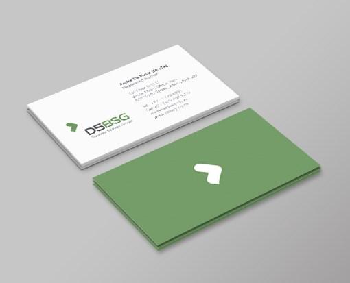 Brandmark development for D5BSG