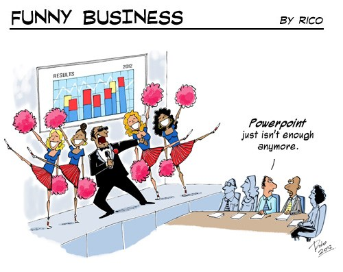 [Funny Business] Powerpoint