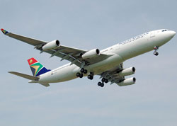 Global Traveler names South African Airways 'Airline of the Year'