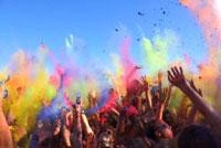 Colour festival to brighten SA