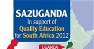 SA2UGANDA in support of quality education