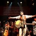 David Kramer plays the Kalahari Karoo Blues