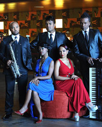 Swing makes a comeback at Roxy's, GrandWest