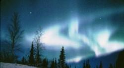 Aurora Borealis. (Image: Wikimedia Commons)