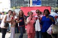 Outdoor activation introduces Nescafé to Gautrain passengers