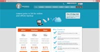 New website from Soteria Online Backup, plus new product