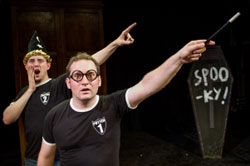 The magic of Potted Potter
