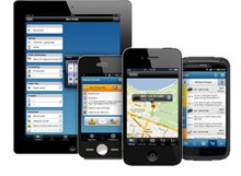 New Webfleet logbook for Android and iPhone