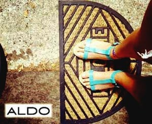 """Aldo Ring My Bell"" campaign Source:"