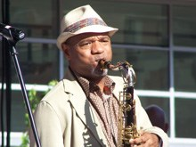Kirk Whalum - espAfrika
