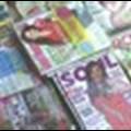 Busting black market magazine traders
