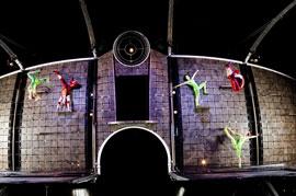 Run away with the Cirque du Soleil!