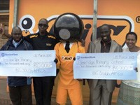 BIC Boy brings excitement to schools and awards cash prizes to the winners