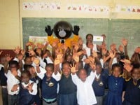 BIC Boy roadshow promotes education and learning and encourages learners to reach their full potential