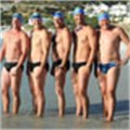 SA extreme swimmers to set off from Russia to US