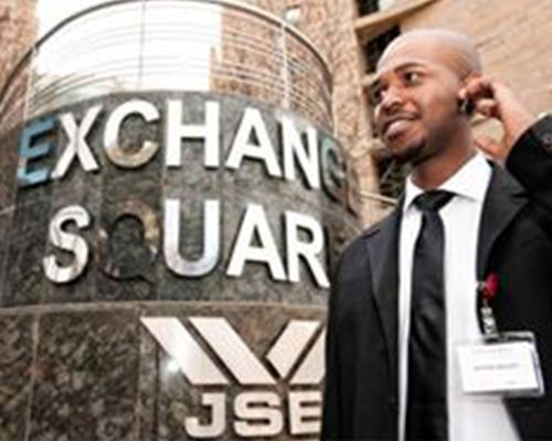 [THE INSIDERS] event at the JSE