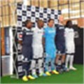 Bidvest Wits FC unveils new sporting kit and announces recent signings