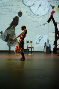 Adam Howard musically directs sold-out William Kentridge tour in Europe