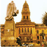 The City Hall, by Terry Levin