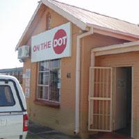 On the Dot Pamphlets depot visit week four