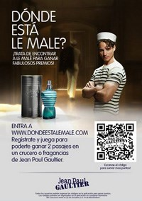 Where is Le Male?