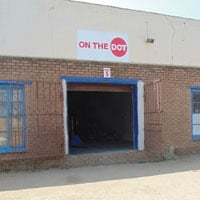 On the Dot Pamphlets depot visit week six