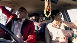 Sunu directs South African Tourism ad with Dr Malinga