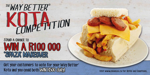 Clover challenges consumers to find the way better KOTA