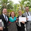 Canadian wins WOSA Sommelier Cup