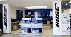 Bose boutique stores open inside DionWired